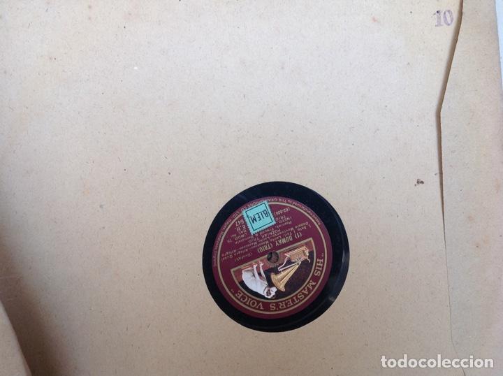 Discos de pizarra: ALBUM 11 DISCOS DUMKY TRÍO HIS MASTERS VOICE LA VOZ DE SU AMO - Foto 20 - 83366004