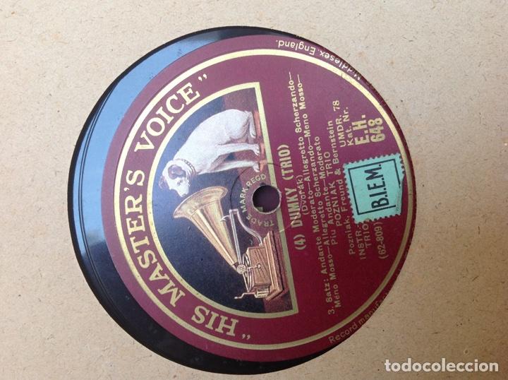 Discos de pizarra: ALBUM 11 DISCOS DUMKY TRÍO HIS MASTERS VOICE LA VOZ DE SU AMO - Foto 23 - 83366004