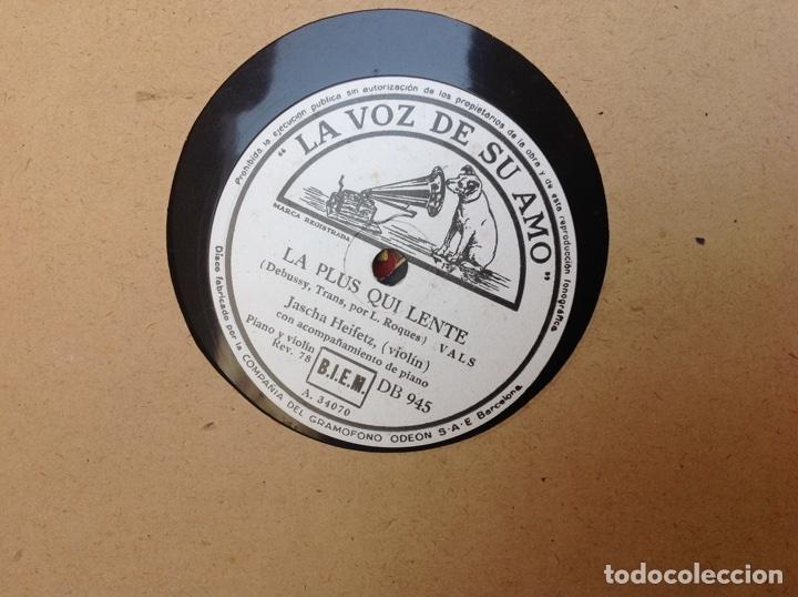 Discos de pizarra: ALBUM 12 DISCOS LA VOZ DE SU AMO FESTIVAL DE PASCUA RUSA - Foto 5 - 83366980