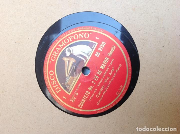 Discos de pizarra: ALBUM 12 DISCOS LA VOZ DE SU AMO FESTIVAL DE PASCUA RUSA - Foto 7 - 83366980