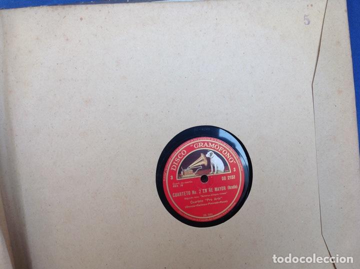 Discos de pizarra: ALBUM 12 DISCOS LA VOZ DE SU AMO FESTIVAL DE PASCUA RUSA - Foto 8 - 83366980