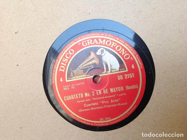 Discos de pizarra: ALBUM 12 DISCOS LA VOZ DE SU AMO FESTIVAL DE PASCUA RUSA - Foto 9 - 83366980
