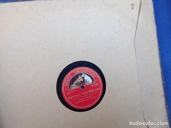 Discos de pizarra: ALBUM 12 DISCOS LA VOZ DE SU AMO FESTIVAL DE PASCUA RUSA - Foto 12 - 83366980