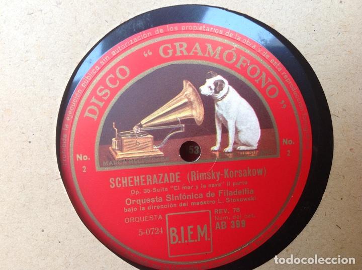 Discos de pizarra: ALBUM 12 DISCOS LA VOZ DE SU AMO FESTIVAL DE PASCUA RUSA - Foto 15 - 83366980