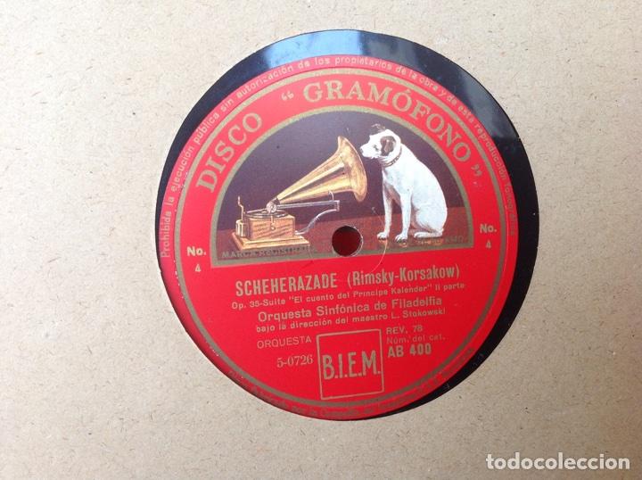 Discos de pizarra: ALBUM 12 DISCOS LA VOZ DE SU AMO FESTIVAL DE PASCUA RUSA - Foto 17 - 83366980