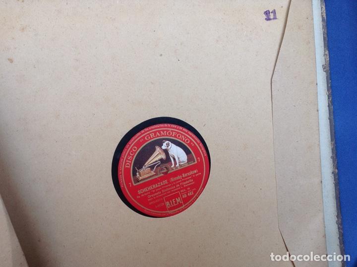 Discos de pizarra: ALBUM 12 DISCOS LA VOZ DE SU AMO FESTIVAL DE PASCUA RUSA - Foto 20 - 83366980