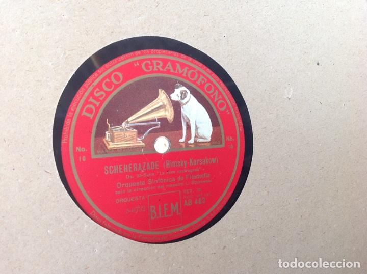 Discos de pizarra: ALBUM 12 DISCOS LA VOZ DE SU AMO FESTIVAL DE PASCUA RUSA - Foto 23 - 83366980