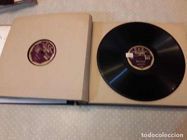 Discos de pizarra: CURSO LINGUAFONICO FRANCES I-ACADEMIA CCC- ALBUM 12 DISCO+ESTUCHE 12 CUADERNILLOS+ VERBOS - Foto 7 - 85270036