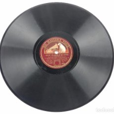 Discos de pizarra: DISCO DE PIZARRA YOU´RE THE CREAM IN MY COFFEE / RAQUEL, N. 3059 B, PEQUEÑO GOLPECITO EN LA CARA DE . Lote 85975628