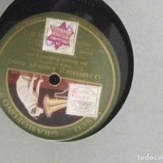 Discos de pizarra: LOTE DE 10 DISCOS DE FLAMENCO. Lote 86716352