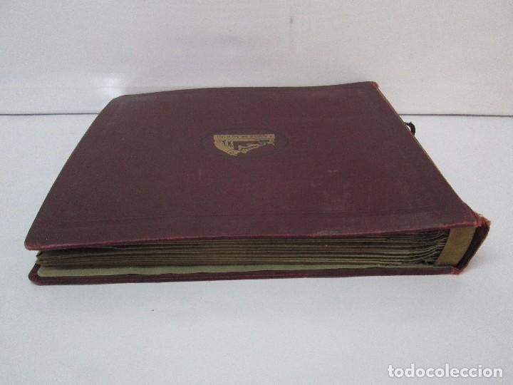 Discos de pizarra: LOTE 10 DISCOS PIZARRA 78RPM + ALBUM. LA VOZ DE SU AMO. GRAMOFONO. VER FOTOGRAFIAS ADJUNTAS - Foto 6 - 87681084