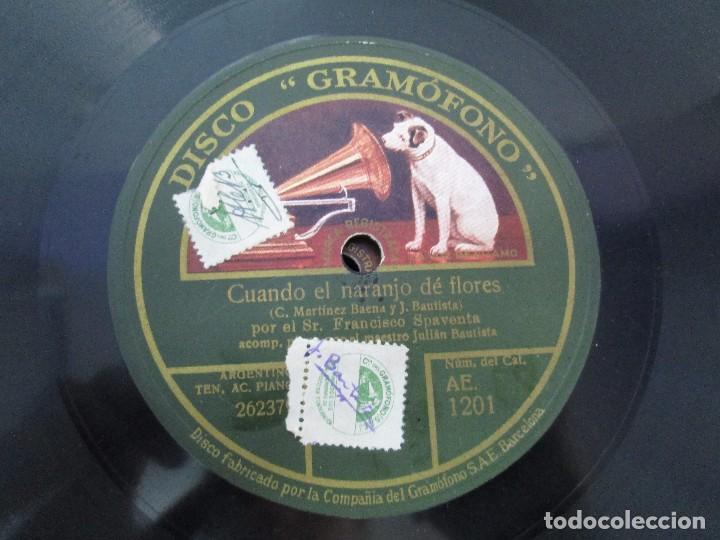Discos de pizarra: LOTE 10 DISCOS PIZARRA 78RPM + ALBUM. LA VOZ DE SU AMO. GRAMOFONO. VER FOTOGRAFIAS ADJUNTAS - Foto 24 - 87681084