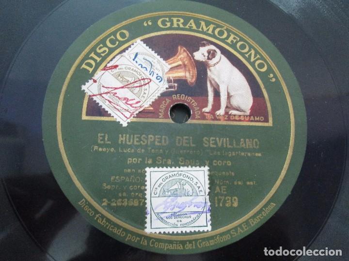 Discos de pizarra: LOTE 10 DISCOS PIZARRA 78RPM + ALBUM. LA VOZ DE SU AMO. GRAMOFONO. VER FOTOGRAFIAS ADJUNTAS - Foto 34 - 87681084