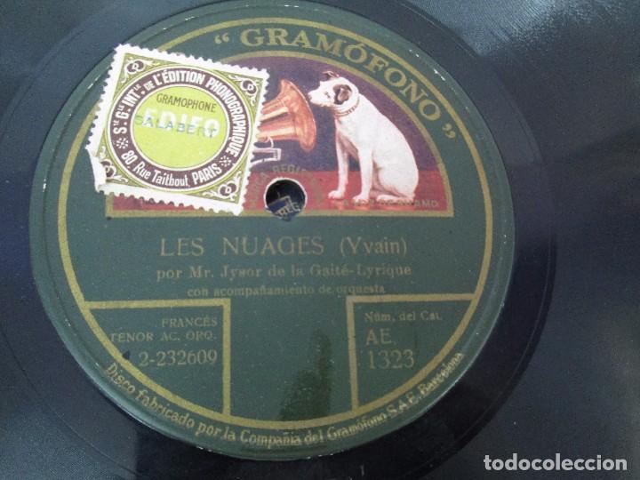 Discos de pizarra: LOTE 10 DISCOS PIZARRA 78RPM + ALBUM. LA VOZ DE SU AMO. GRAMOFONO. VER FOTOGRAFIAS ADJUNTAS - Foto 37 - 87681084