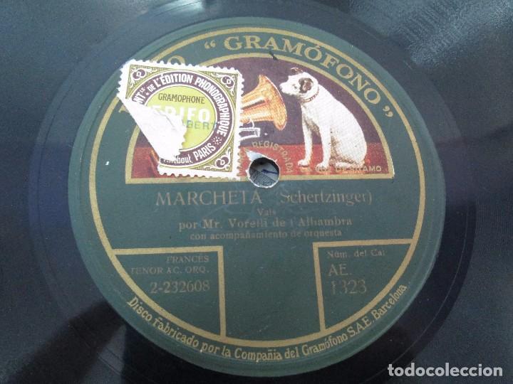 Discos de pizarra: LOTE 10 DISCOS PIZARRA 78RPM + ALBUM. LA VOZ DE SU AMO. GRAMOFONO. VER FOTOGRAFIAS ADJUNTAS - Foto 38 - 87681084