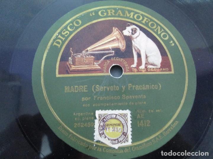 Discos de pizarra: LOTE 10 DISCOS PIZARRA 78RPM + ALBUM. LA VOZ DE SU AMO. GRAMOFONO. VER FOTOGRAFIAS ADJUNTAS - Foto 46 - 87681084