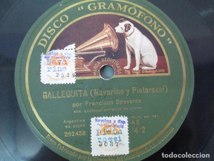 Discos de pizarra: LOTE 10 DISCOS PIZARRA 78RPM + ALBUM. LA VOZ DE SU AMO. GRAMOFONO. VER FOTOGRAFIAS ADJUNTAS - Foto 48 - 87681084