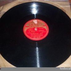 Discos de pizarra: DISCO DE PIZZARA DE EDMUNDO ROS, COPACABANA / E VENDEDOR DE SOMBREROS. EDICION DECCA. D.. Lote 87682032