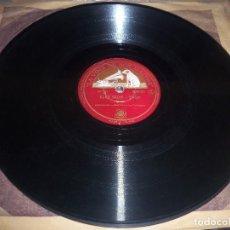 Discos de pizarra: DISCO DE PIZZARA JENS WARNY / ROMANESCA. BARNABAS DE GECZY / BLUE SKIES. EDICION FRANCESA. RARO. D.. Lote 87734200