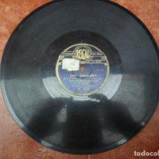 Discos de pizarra: DISCO PIZARRA REGAL - PELANAS - LOS CARACOLES. Lote 88026012