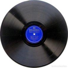 Discos de pizarra: CHICAGO SYMPHONY ORCHESTRA - DANCE OF THE HOURS - COLUMBIA 1941 78RPM 12 PULGADAS BPY. Lote 90986030