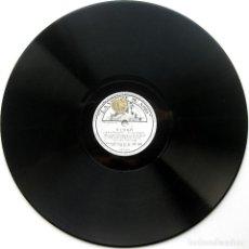 Discos de pizarra: FILARMÓNICA DE MADRID - SADKO+ANDANTE DE LA CASSATION - LA VOZ DE SU AMO 1935 78RPM 12 PULGADAS BPY. Lote 90986455