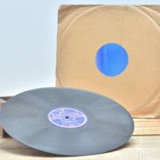 Discos de pizarra: ANTIGUO DISCO DE PIZARRA COLUMBIA. Lote 94041215