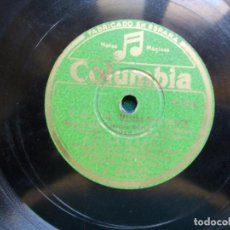 Discos de pizarra: DISCO DE PIZARRA YOLA SUEÑOS DE AMOR DUO DE YOLANDA Y JULIO , CELIA GAMEZ Y GODA. Lote 94208935