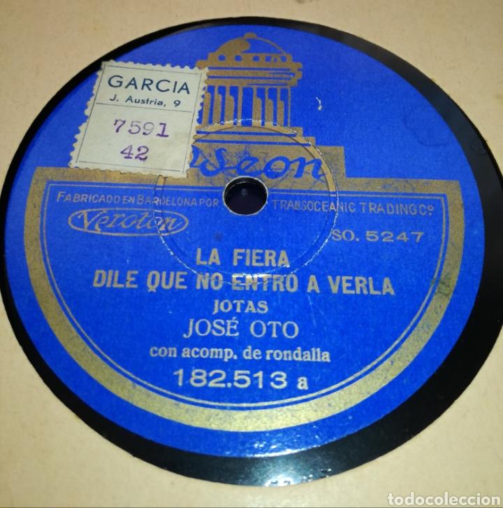 Discos de pizarra: Antiguo Album con Doce Discos Gramola. - Foto 4 - 94977214