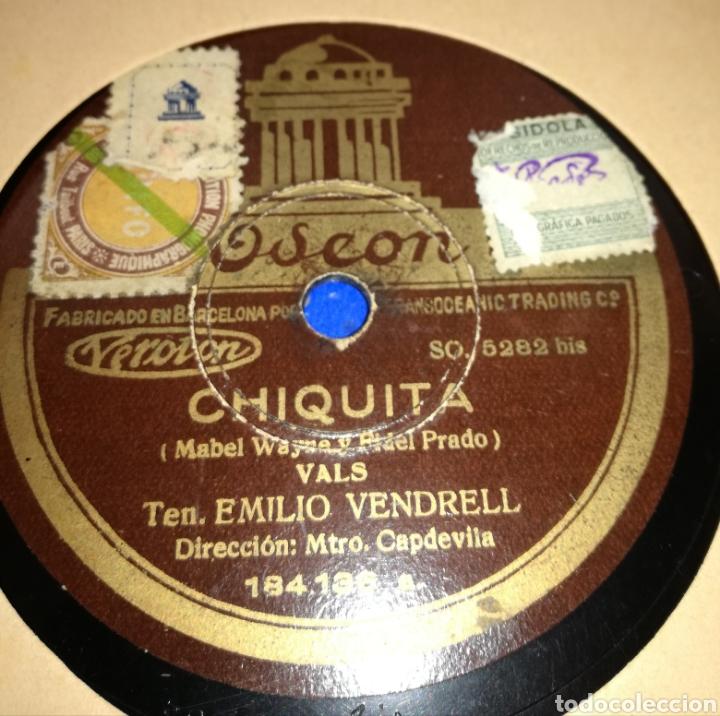Discos de pizarra: Antiguo Album con Doce Discos Gramola. - Foto 5 - 94977214