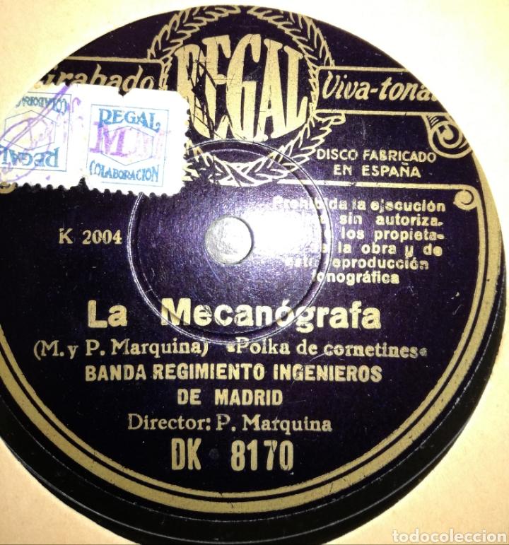 Discos de pizarra: Antiguo Album con Doce Discos Gramola. - Foto 6 - 94977214
