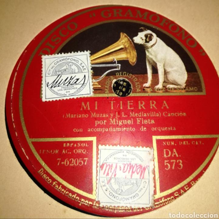 Discos de pizarra: Antiguo Album con Doce Discos Gramola. - Foto 7 - 94977214