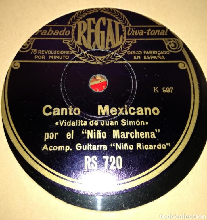 Discos de pizarra: Antiguo Album con Doce Discos Gramola. - Foto 8 - 94977214