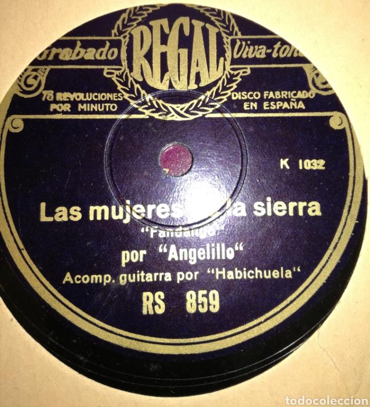 Discos de pizarra: Antiguo Album con Doce Discos Gramola. - Foto 11 - 94977214