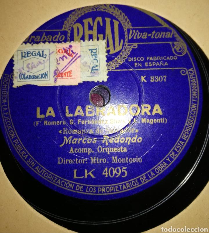 Discos de pizarra: Antiguo Album con Doce Discos Gramola. - Foto 12 - 94977214