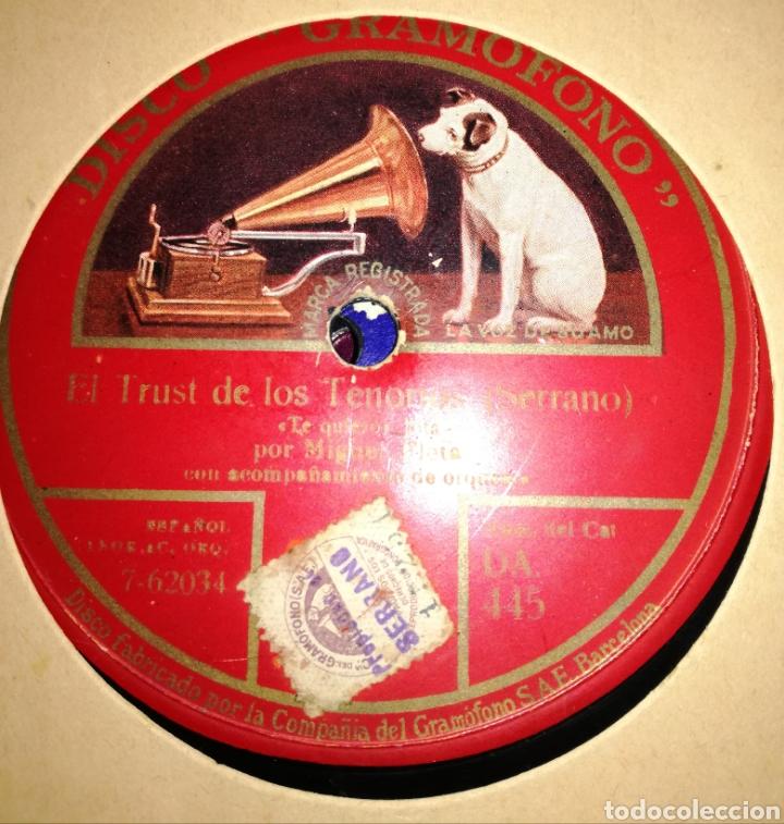 Discos de pizarra: Antiguo Album con Doce Discos Gramola. - Foto 13 - 94977214