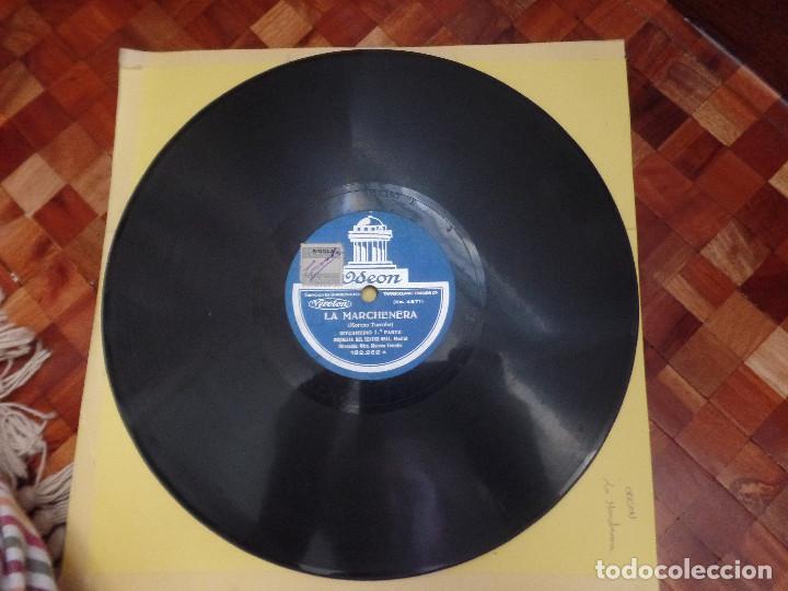 Discos de pizarra: La Marchenera Orquesta del Teatro Real Madrid - Foto 2 - 122775350