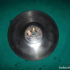 Discos de pizarra: RICARDO CALVO, ESCENAS DEL TENORIO. Lote 95095047