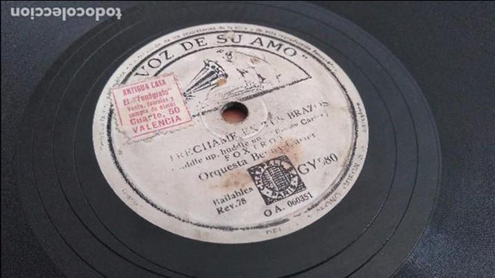JAZZ ORQUESTA BENNY CARTER - LA VOZ DE SU AMO (Música - Discos - Pizarra - Jazz, Blues, R&B, Soul y Gospel)