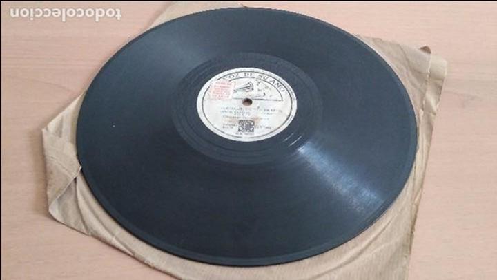 Discos de pizarra: Jazz Orquesta Benny Carter - La voz de su amo - Foto 2 - 95364747