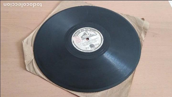Discos de pizarra: Jazz Orquesta Benny Carter - La voz de su amo - Foto 4 - 95364747