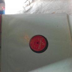 Discos de pizarra: LOTE DE CINCO DISCOS DE PIZARRA. Lote 95587426