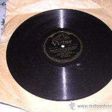 Discos de pizarra: DISCO VICTOR PUA I MOHALA / AKAHI HOI (I LOVE BUT THEE) USA. Lote 95953671