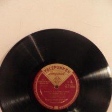 Discos de pizarra: LP MICROSURCO TELEFUNKEN , FREDERIC CHOPIN, AL PIANO IVES NAT- DISCO 33 RPM FANTASIA Y FUNEBRE . Lote 96963307