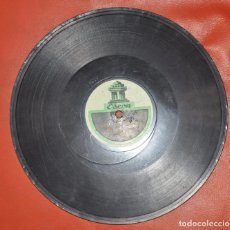 Discos de pizarra: NIÑA DE LOS PEINES - SAETAS - SEVILLANAS BOLERAS - PIZARRA ODEON. Lote 97325203