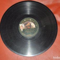 Discos de pizarra: CARMEN FLORES - LA SACRISTANA - PERCHELERAS. Lote 97325399