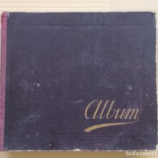 Discos de pizarra: ÁLBUM 12 DE DISCOS DE PIZARRA, L.W. BEETHOVEN, 9ª SINFONÍA, STOKOWSKI/ O.S. DE FILADELFIA. Lote 98873543