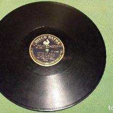Discos de pizarra: DISCO PATHE CECILIO NAVARRO. Lote 99087391