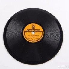 Discos de pizarra: DISCO DE PIZARRA LA BACANAL / THE WASHINGTON POST, ED. ODEONETTE, DISCO 6 PULGADAS. 15 CMS. BUEN EST. Lote 99514783