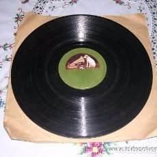 Discos de pizarra: DISCO GRAMOFONO IN A LITTLE ARDEN /ANY ICE TO DAY ,LADY?. Lote 101166379